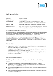 job description how to write a job description templates s job description 02