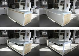 desk bed1 620x441 desk bed for office by studio nl bed for office