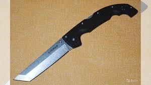 <b>Нож cold steel voyager</b> tanto xl купить в Московской области на ...