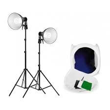 <b>Falcon Eyes</b> Product Photo Set LHK-240 with <b>LFPB</b>-<b>2</b>