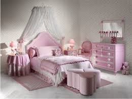 picturesque interior ideas of teen girls bedroom with cute purple fabric upholstery kids bed using arch black and pink bedroom furniture
