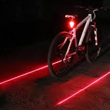 Waterproof <b>Solar Power LED Bicycle</b> Rear Lamp Bike Tail Safety ...