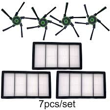 Brushes+Filters <b>Set For</b> IRobot Roomba S Series S9 <b>Sweeper</b> ...