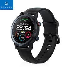 <b>2021 Newest Haylou</b> RT LS05S Smart Watch Blood Pressure Heart ...