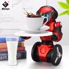 Origial <b>WLtoys F1</b> 2.4G RC Robot Toys 3 Axis Gyro Intelligent ...