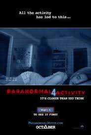 poster Paranormal Activity: A Hardcore Parody 2012 pelicula