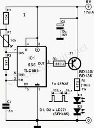 water sensor alarm circuit using ic m3482 electronic schematics on simple constant current led driver schematic