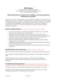 sample one of skills based n resum eacute career potential resume sample accounting 1st page