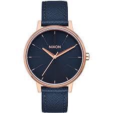 <b>Nixon</b> Kensington Leather <b>Watch Gold</b> Leather (8.785 RUB) liked on ...