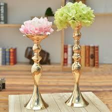 Wedding Home Decoration Stand <b>Flower Metal</b> Minimalist ...