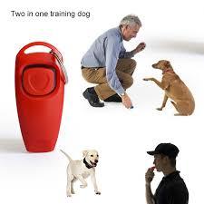 <b>Combo Dog Clicker</b> & Whistle Training,<b>Pet</b> Trainer Click <b>Puppy</b> With ...