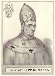 Pope Honorius IV