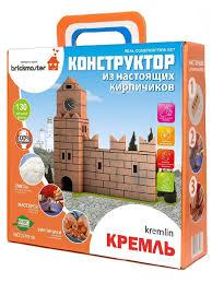 <b>Конструктор</b> из кирпичиков <b>Кремль 136</b> деталей <b>BRICKMASTER</b> ...