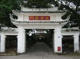 Văn Thánh Temple, Cao Lãnh