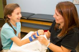 outpatient sports physical therapy st anthony s medical center hand therapy