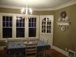 mural modern dining room
