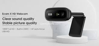 <b>Elephone Ecam X</b> Review - <b>1080P HD</b> Webcam For Just $14.99 ...