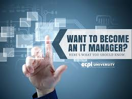 want to become an it manager here s what you should know how to become an it manager