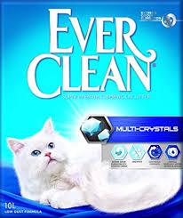 <b>Ever Clean</b> Cat Litter 10 Litre, <b>Multi</b>-<b>Crystals</b>: Amazon.co.uk: Pet ...