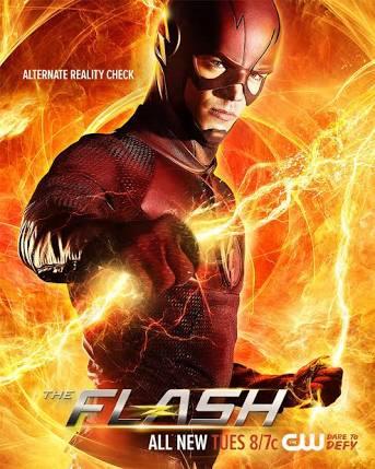 مسلسل The Flash الموسم الثالث مترجم تحميل توتر و مشاهدة مباشرة