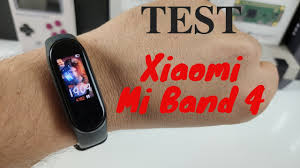 Test <b>Xiaomi</b> Mi Band 4 : Evolution ou Révolution ??? - YouTube
