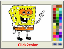 Small Picture Online Coloring Pages for Kids Click 2 Color