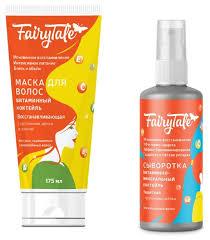 <b>FairyTale Набор</b> для волос Маска Витаминный коктейль и ...