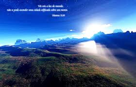 Resultado de imagem para jesus e a luz do mundo