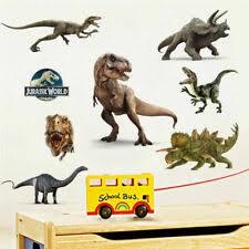 <b>Dinosaurs</b> Wall <b>Decals</b> Wall <b>Stickers</b> for sale | eBay