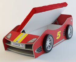 Кровать <b>машина Пит Стоп</b>-2 -купить по цене 13500 Руб
