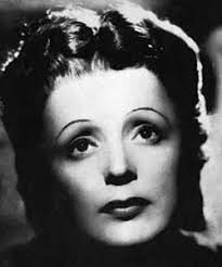 Edith Piaf lived in France during the World War II period, and was criticized in her ... - edith-piaf-4