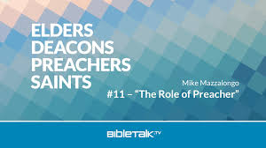 the role of the preacher tv