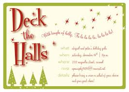 holiday dinner invitation template a scart com holiday party email invitation template