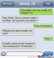 Brother Sister Love Memes. Best Collection of Funny Brother Sister ... via Relatably.com