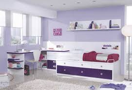 Give Star For Cool Furniture Teenage Bedroom With White And Purple Colors Photos Above  O