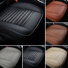 3D <b>Universal Car Seat Cover</b> Breathable PU Leather Pad Mat for ...
