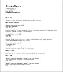 resume examples templates automobile technicians get the technicians technician resume uses a closely related resumes sample automotive technician resume