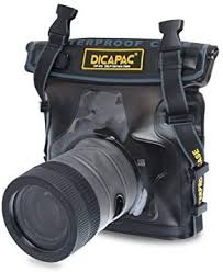 DiCAPac WP-S10 Pro <b>DSLR Camera</b> Series <b>Waterproof Case</b>