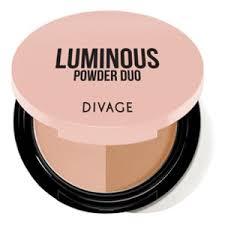 <b>Пудра</b> DIVAGE LUMINOUS Powder Duo | Отзывы покупателей