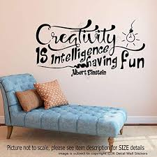 """Creativity is intelligence, having <b>Fun</b>"". - <b>Albert Einstein</b> Quote ..."