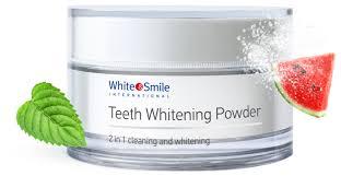 Купить <b>Отбеливающая пудра для зубов</b> White&Smile Арбуз 2в1 ...