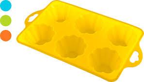 <b>Форма</b> для выпечки HOMECLUB Delice <b>кексов</b> 28,5x17x4 см ...