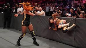 Becky Lynch & Charlotte Flair vs. Sasha Banks & Bayley: photos ...