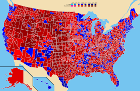 presidential election writework election results by county al gore george w bush