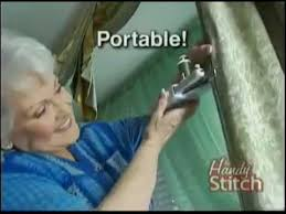 <b>Handy</b> Stitch TV <b>Commercial</b> Featuring Marybeth Hoyt - YouTube