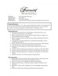 resume front desk objective cipanewsletter cover letter hotel front desk resume resume hotel front desk