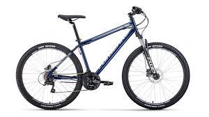 <b>Велосипед Forward SPORTING</b> 3.0 disc 27,5 (2020) темно-синий ...
