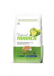 <b>Trainer Natural</b> Adult Maxi <b>Сухой корм</b> с курицей для собак ...