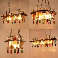 American country <b>retro industrial</b> bar chandelier <b>creative personality</b> ...