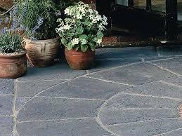 patio slab sets: millstone nextpave radius paving olde london circles and corner kits